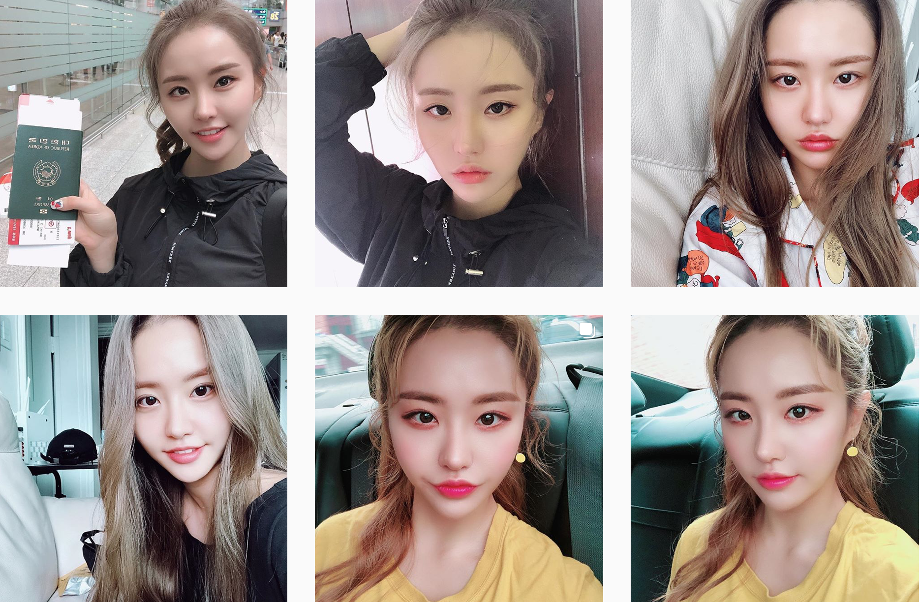 인스타의 맥심미녀 김소희
