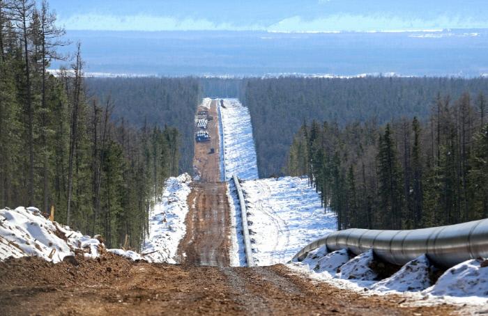 [구정은의 '수상한 GPS']러·중 470조원짜리 가스관…'시베리아의 힘'과 푸틴의 가스 정치학