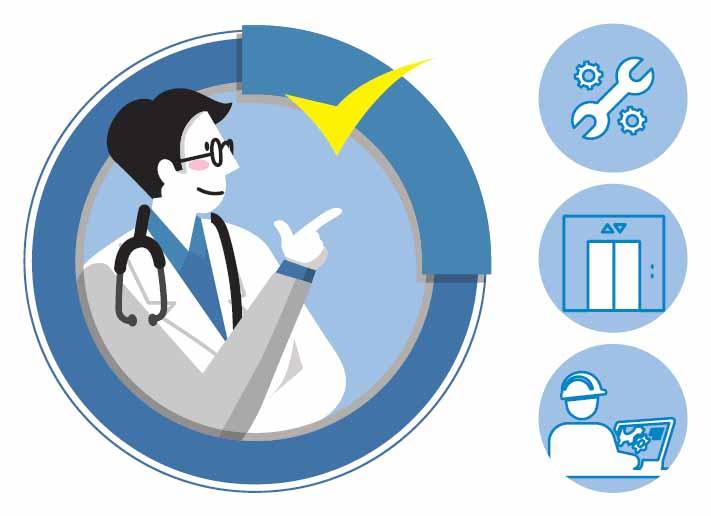 주기적으로 받는 승강기 건강검진 정기검사