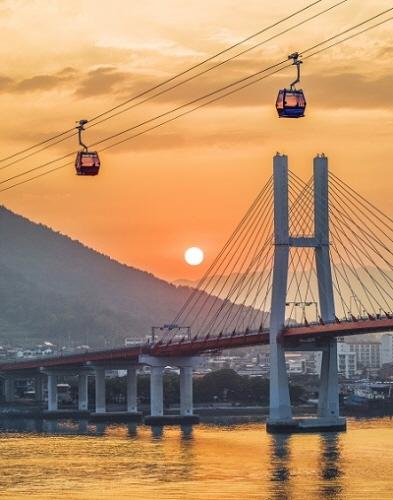 사천바다케이블카, 1일 새해맞이 조기 운행…이벤트 '풍성'