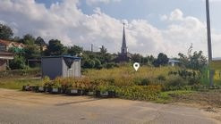 마을 초입 도로 옆에 아담한 평수의 계획관리지역 토지