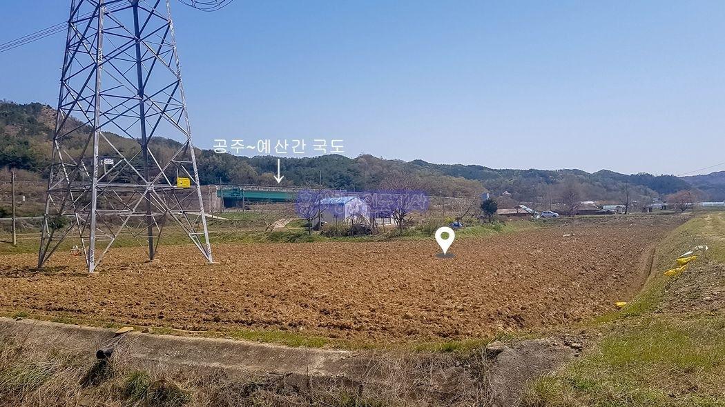 접근성 좋고 비교적 네모반듯한 수익성 영농지, 농지원부용 토지