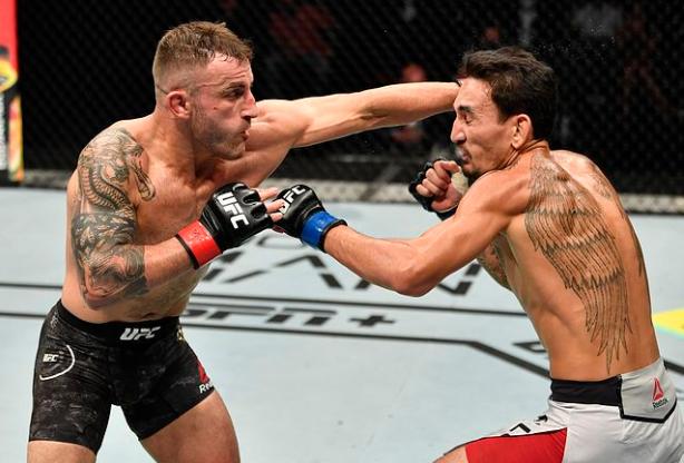 UFC251 우스만 VS 마스비달 메인카드 감상후기 Part2 - Still ...최선을 다한 도전자들
