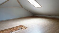 건축면적에서 제외 된 지붕아래를