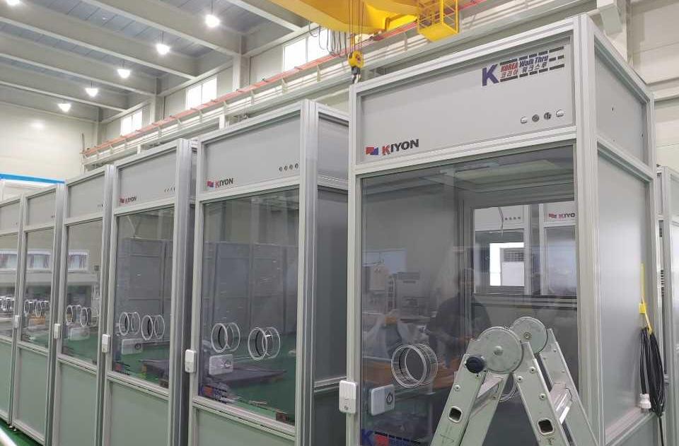 K-워크스루, 태국, 러시아 등 9개국에 300대 이상 신규 수출