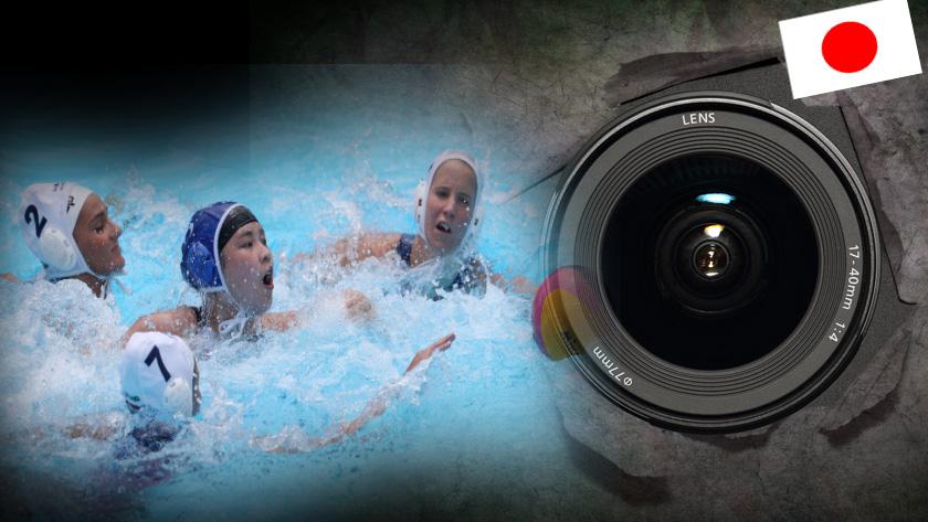 광주수영대회서 女수구선수 '몰카' 찍은 일본인 적발