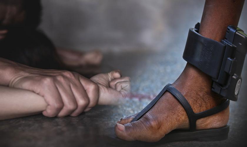 전자발찌 찬 '전과 7범' 모녀 성폭행 시도…현행범 체포