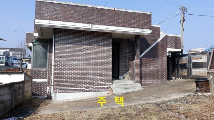 홍성교육청과 홍성중학교가 있어 유해시설이 없는 쾌적한 마을 주택
