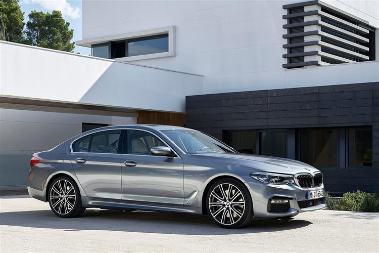BMW 530e M 스포츠 패키지 출시. 럭셔리와 옵션 및 가격 차이는?
