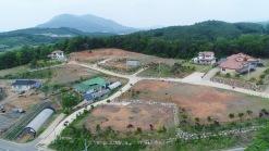 건축허가 및 기반시설 완비