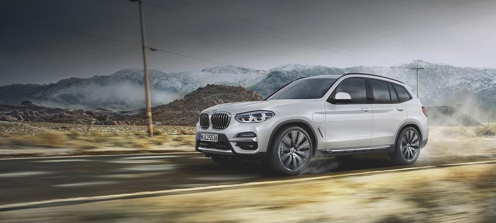BMW X3 30e 출시 충전만 자유롭다면 매리트는 충분