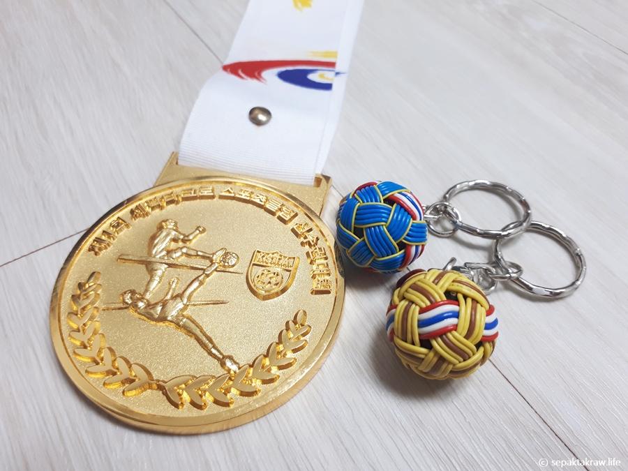세팍타크로종목메달
