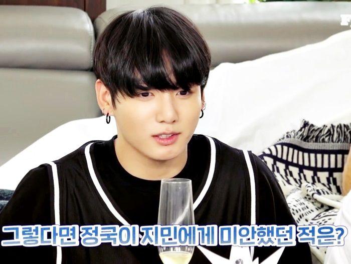 방탄소년단 멤버들과 팬들 모두 뒤집어지게 만든 지민 정국이 싸운 이야기