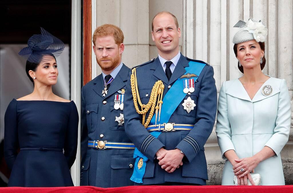 영국 왕실은 세계적인 이슈 메이커?
