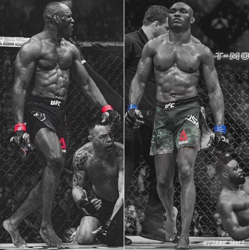 [UFC 인터뷰 소식] 카마루 우스만 : 마스비달을 접어 굴리고 그의 BMF 벨트를 빼앗아 나의 옷장에 처박아 놓을 것이다.