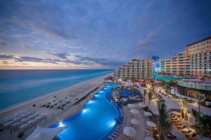 멕시코가 자랑하는 꿈의 휴양지… 휴양과 관광을 동시에