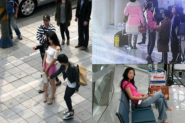대한항공 승무원이 뽑은 실물깡패라는 연예인 3위 전지현, 1위는?