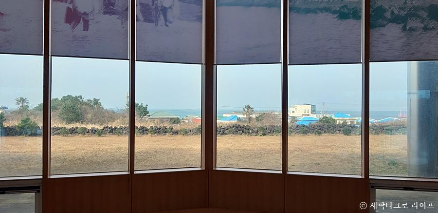 해녀박물관풍경사진