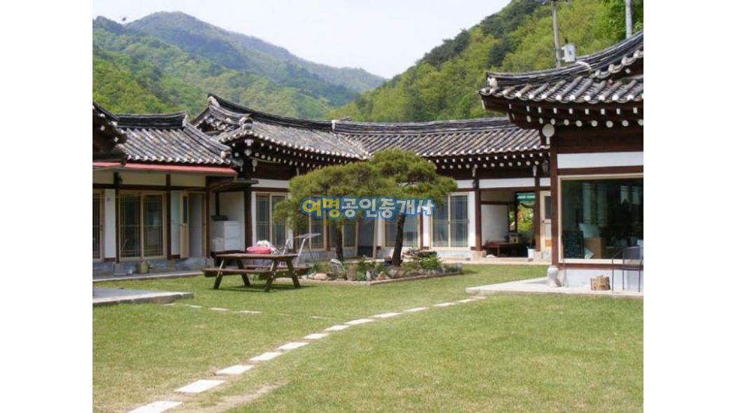 서울에있는전통한옥복원