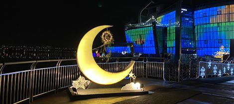 국내 겨울 불빛축제! 세빛 일루미네이션