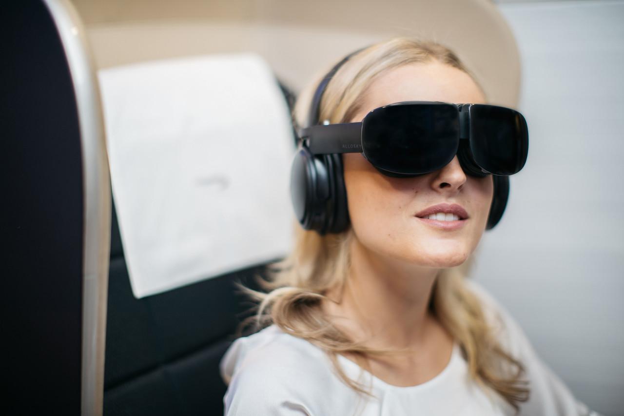 여객기에서 즐기는 VR 엔터테인먼트…영국항공, 일등석 승객에게 VR 서비스 제공 예정
