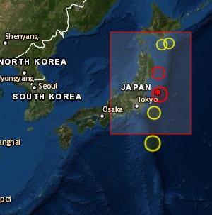 일본지진예고   2019japan earthquake 미래뉴스 6.4지진 발생2019.8.4일 혼슈  해안