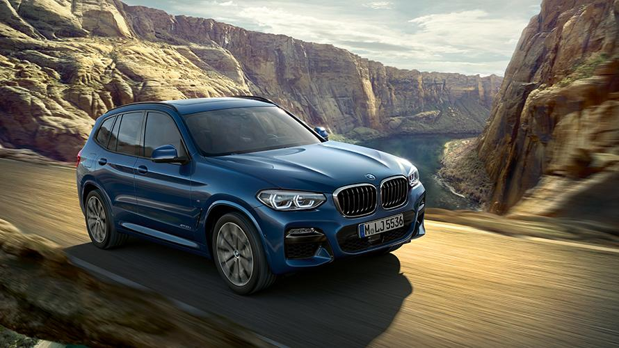 BMW X3 옵션별 x라인과 M팩 차이 프로모션은 얼마까지 알아보셨어요?