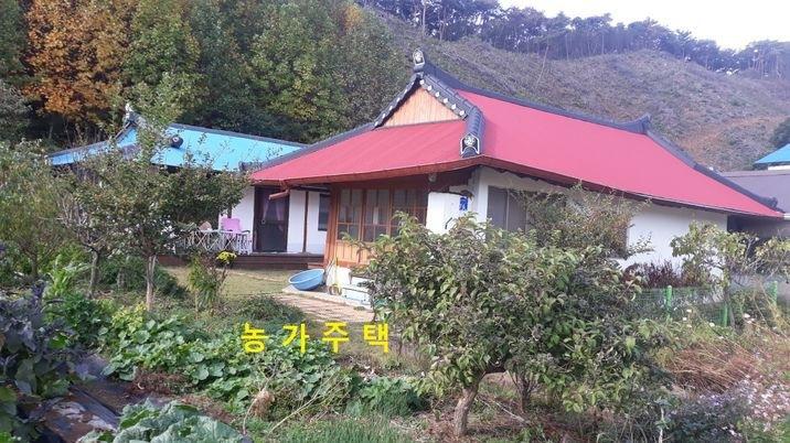 마을 뒷동산 바로 밑, 리모델링 된 농가주택(등기)