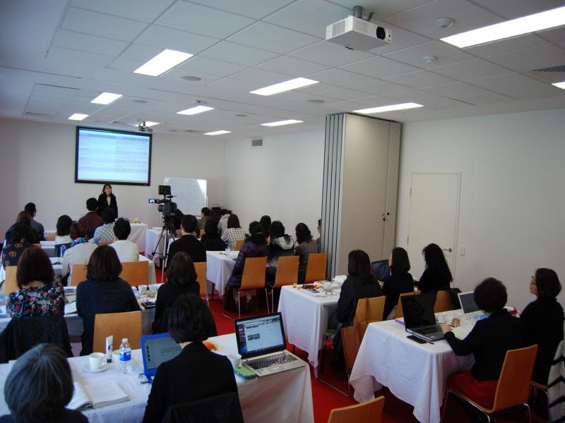 호주기독교대학(ACC), ACT 인가와 더불어 한국교회의 장학금수여