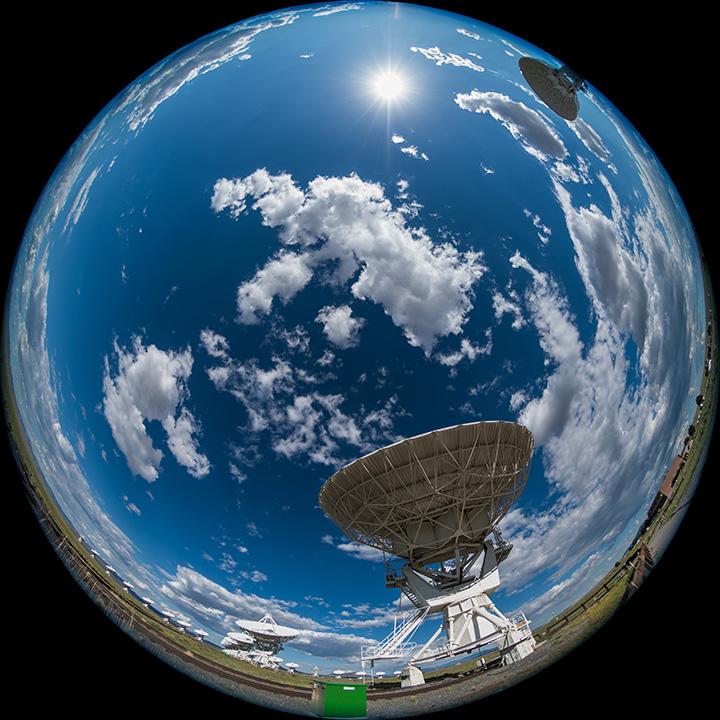 COSMOS ODYSSEY 이야기 - 전파망원경과 우주망원경