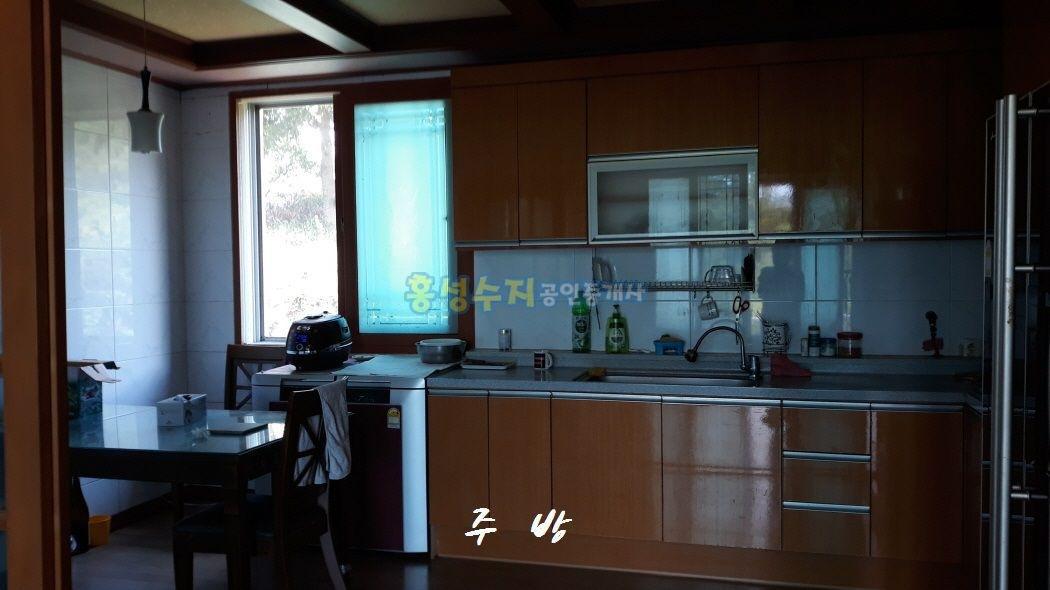 홍북읍에 알토라진 텃밭과 30평형 주택 급매물입니다