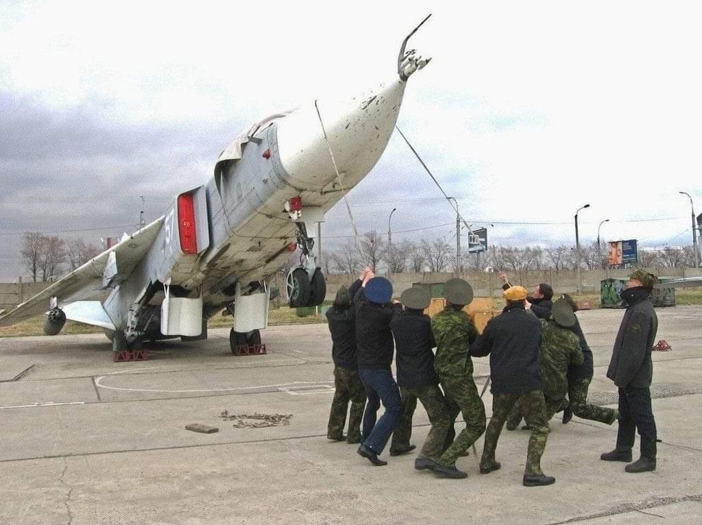 러시아 전투기 성능이 미국보다 떨어지는 이유.