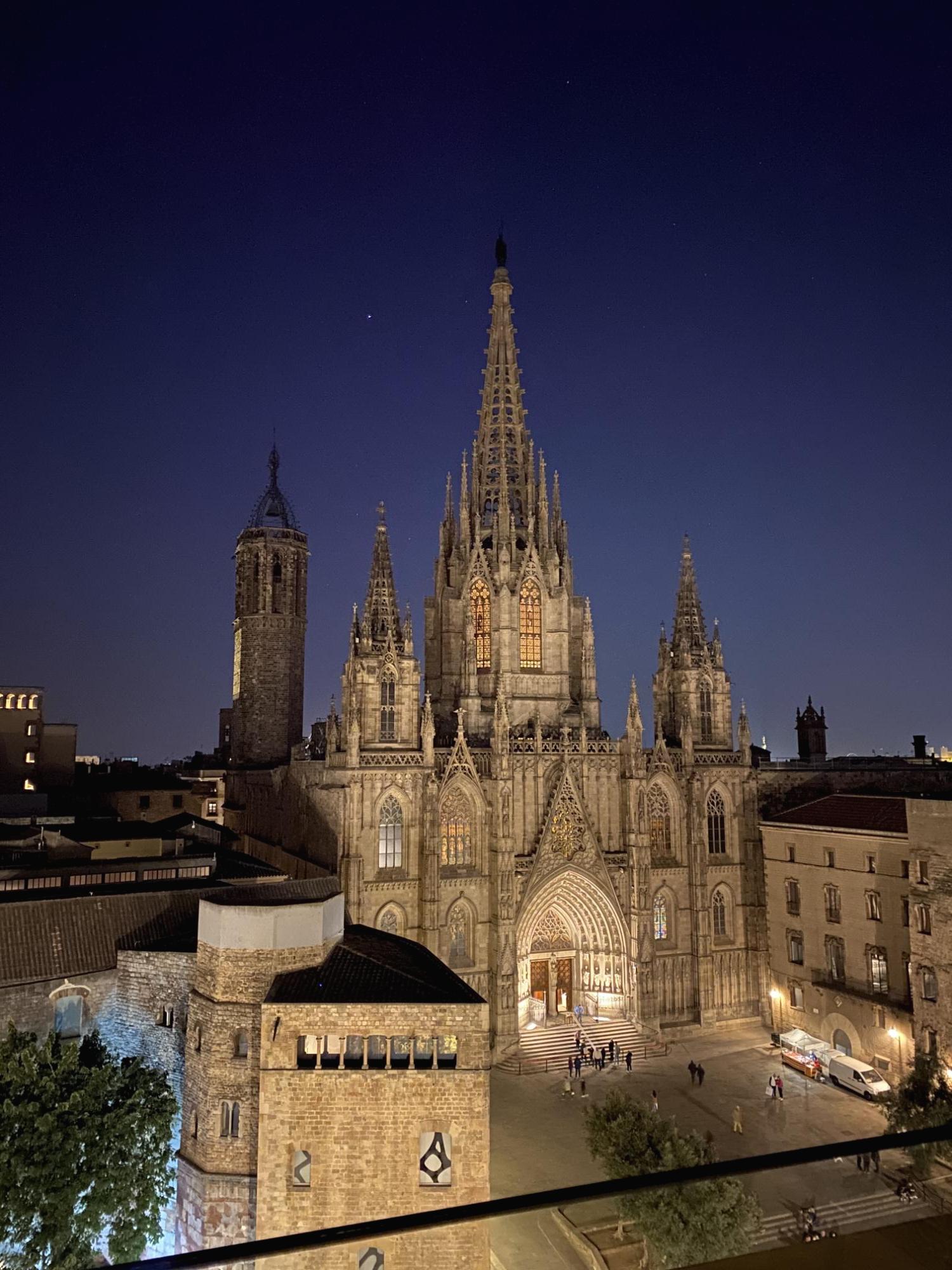 가우디의 도시 바르셀로나 여행