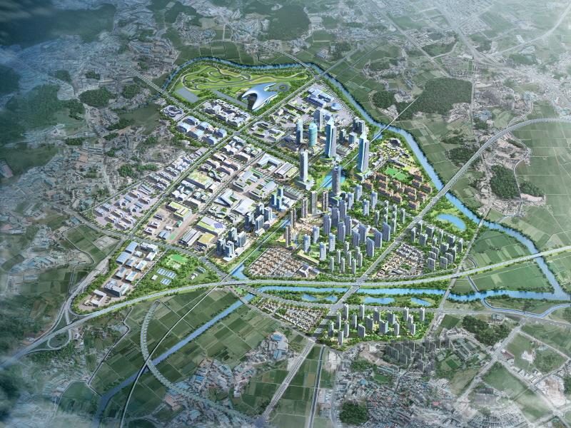 김포시, 경제자유구역으로 신산업거점도시 조성 나선다