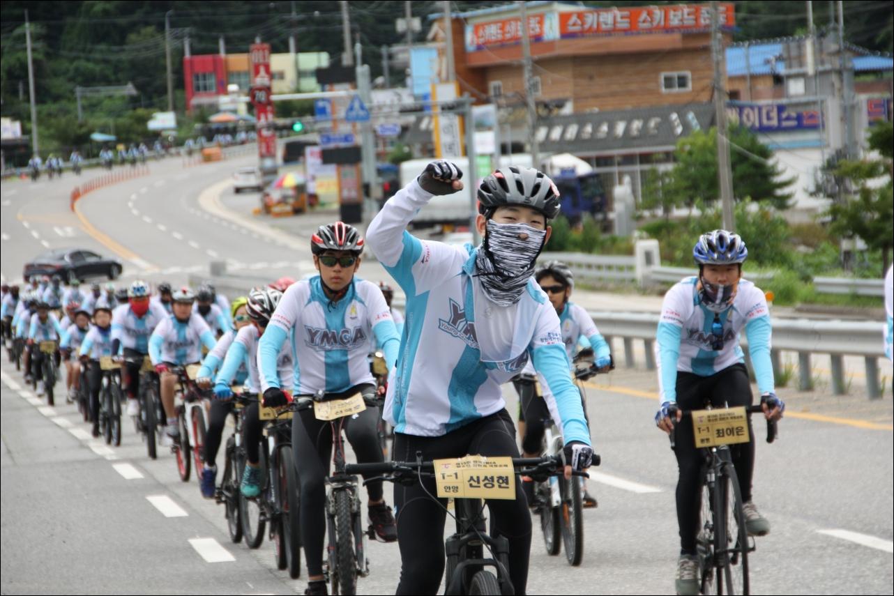자전거 타고 7시간...세상에 안 아픈 엉덩이는 없다