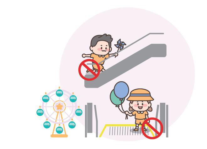 어린이들에게 많이 발생하는 승강기 사고사례와 예방대책