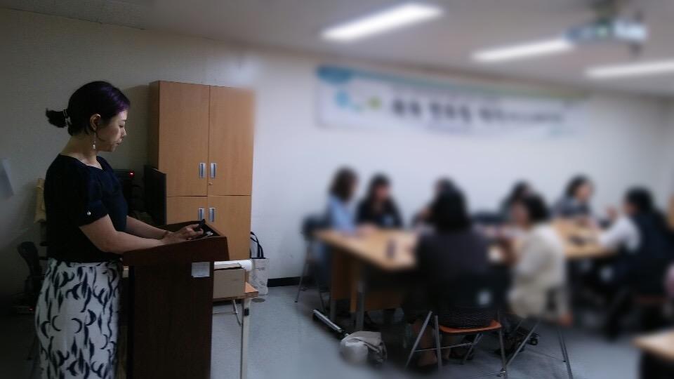 <쑥쑥 멘토링 3기> 그룹코칭 워크숍  @북부여성새로일하기센터