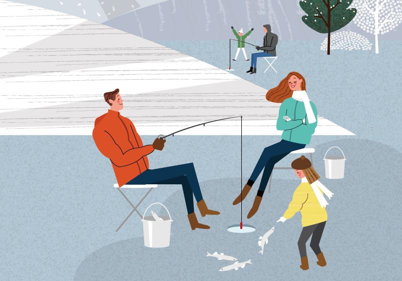 충분한 몸풀기는 필수, 겨울스포츠 안전수칙