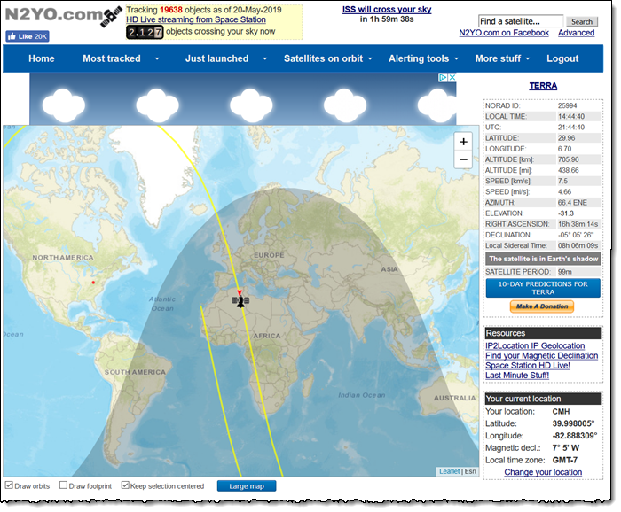 위성 데이터 수신•활용도 클라우드 시대...아마존, 'AWS 그라운드 스테이션' 서비스