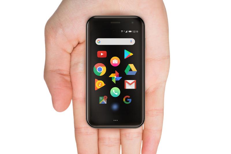 [BP/IT] 팜 안죽었음. 신용카드 크기 소형 스마트폰 팜폰(Palm Phone)