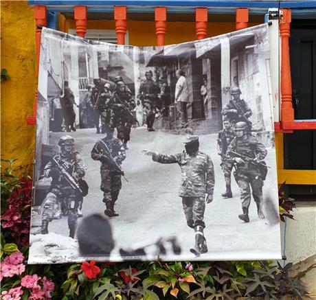꽃과 미녀의 도시, 콜롬비아 메데진(Medellin) - 3 / COMUNA 13