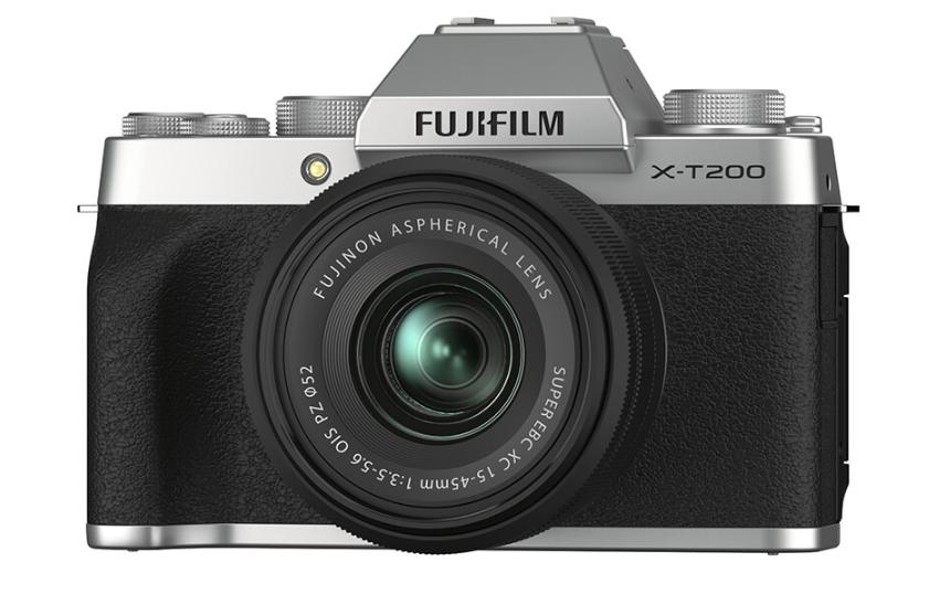 후지필름 미러리스 X-T200 동영상이 강화 된 카메라