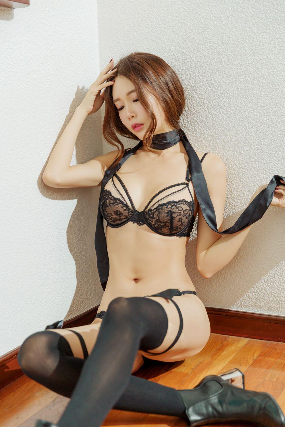 cool Korean girl - Yoon AeJi