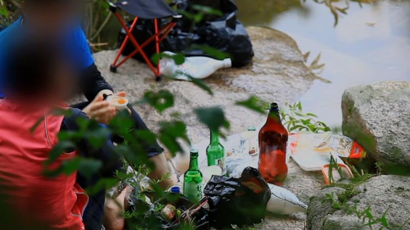 여름철 국립공원 익사사고 중, 절반이 음주 후 물놀이 사고