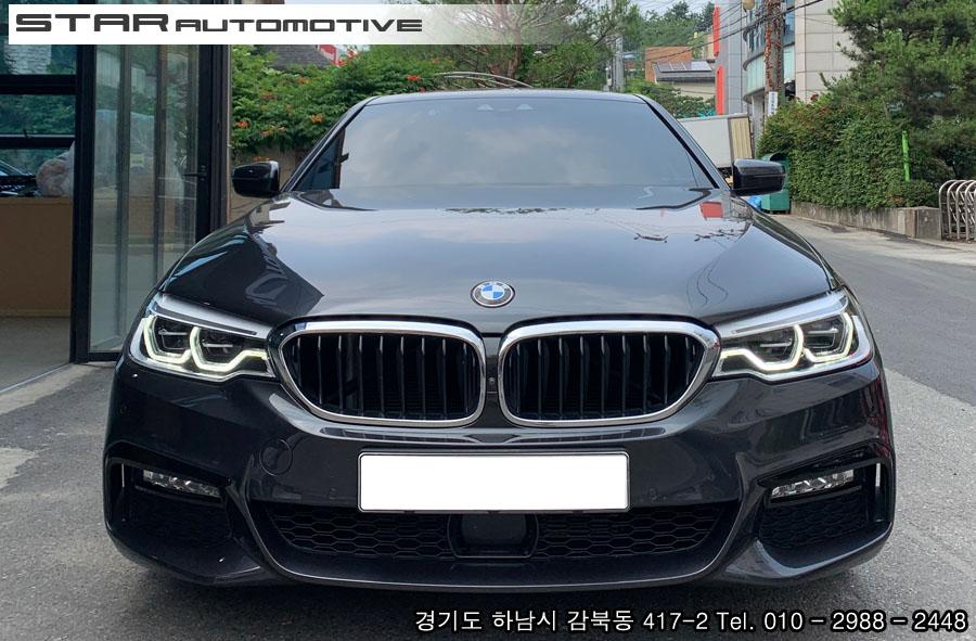 BMW G30 5시리즈 엔젤아이 LED모듈 교환 작업 - 수입차튜닝샵 스타오토모티브