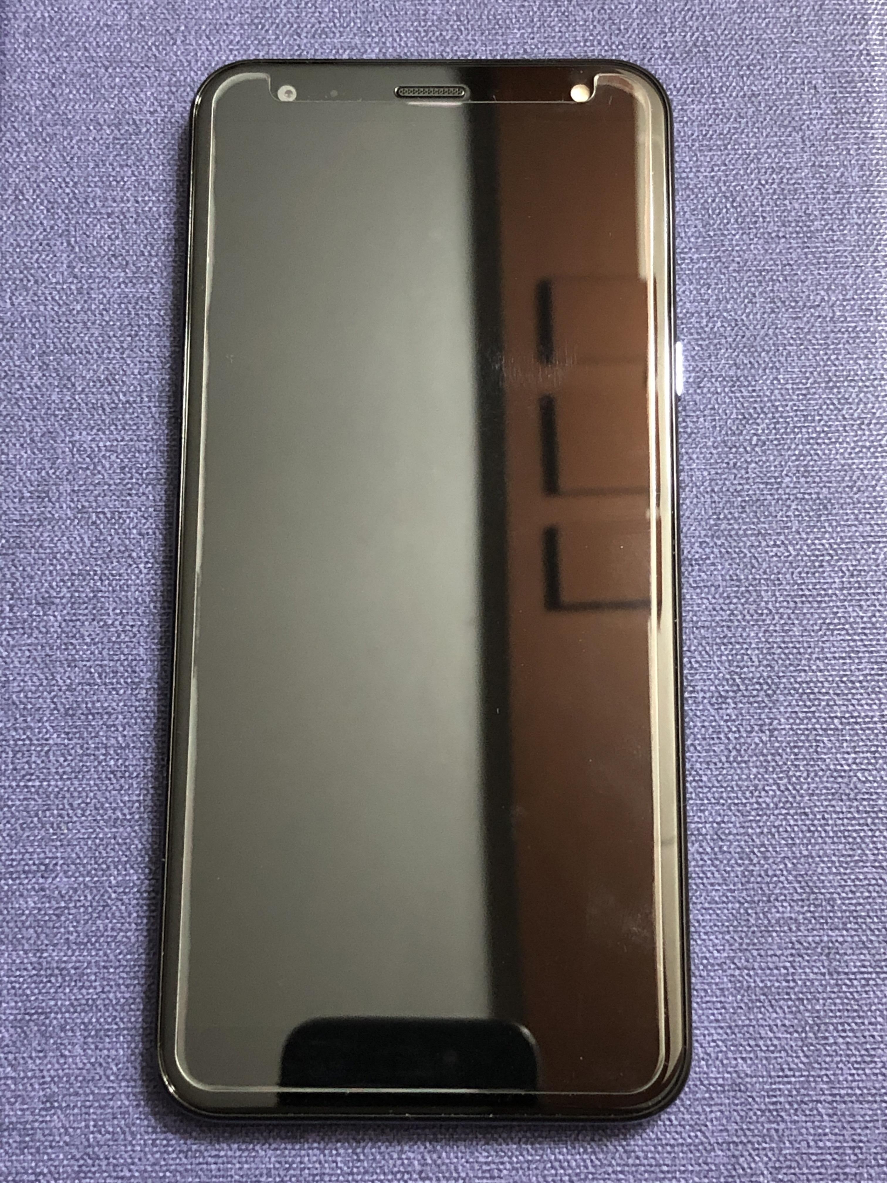 중고로 산 LG X4(2019)