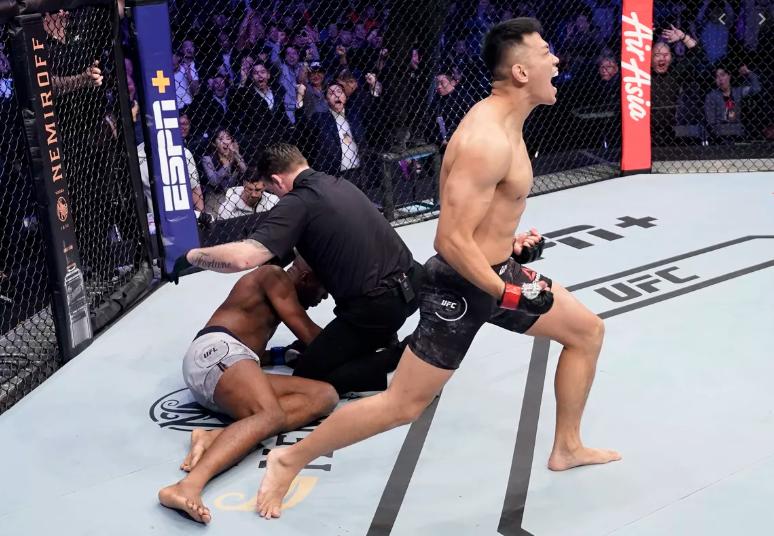[UFC 매치업 뉴스] 정다운 VS 에드 허먼 8월2일 대회 카드 추가