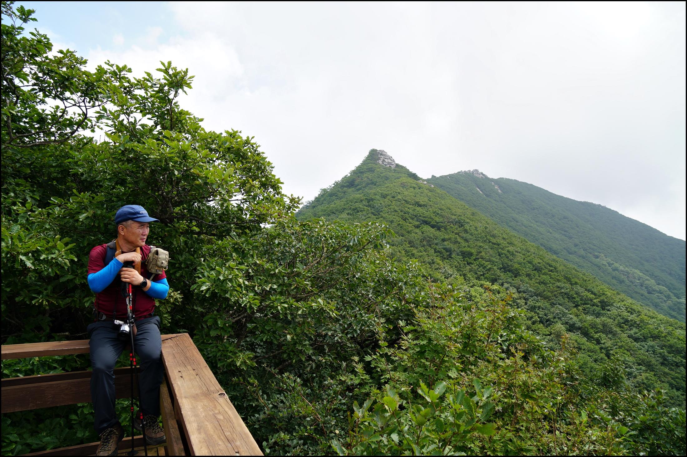 Kibaeksan and Yongchu Valley (2020.08.24)