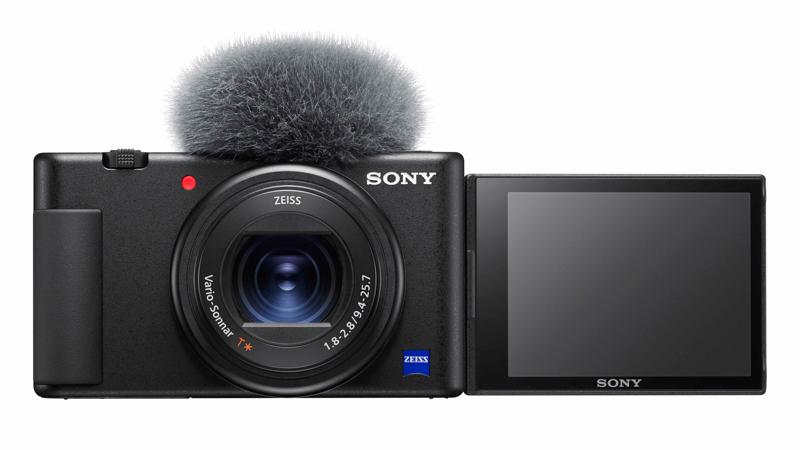 소니의 브이로거용 컴팩트 카메라 VLOGCAM ZV-1 발표