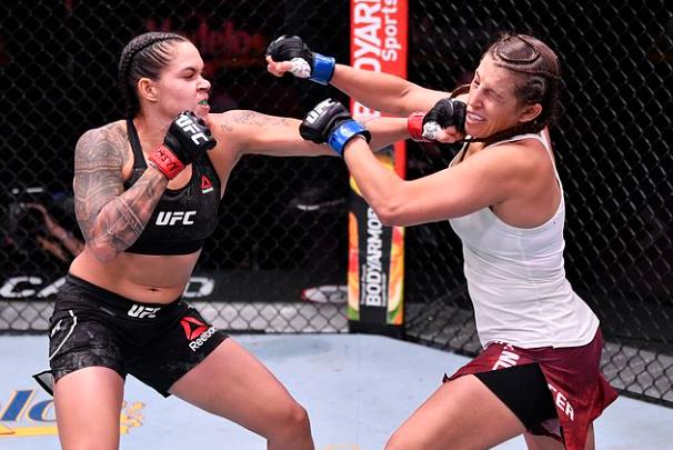 UFC250 누네스 VS 스펜서 이후 예상가능한 매치메이킹 - 도전자의 씨를 말린 아만다 누네스